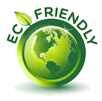 We are Earth-Friendly (Green)