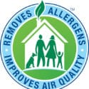We remove allergens and improve air quality.